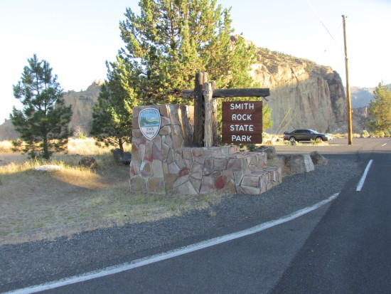 Rock Climbing & Camping at Smith Rock State Park, Oregon
