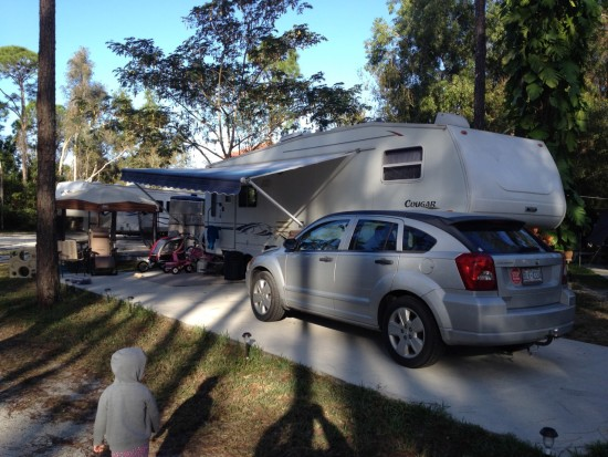 Interview with Tiny r(E)volution.us - Road Trip USA. Enjoying the RV Life in Florida