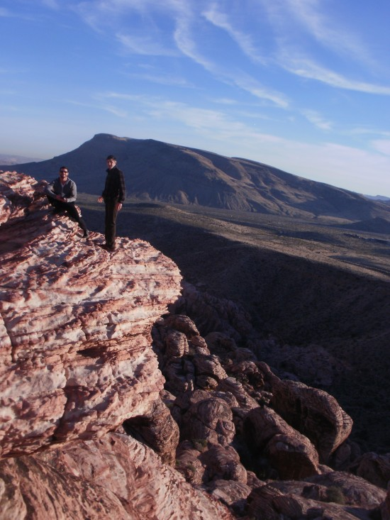 Red Rock Canyon Campground - Las Vegas, Nevada