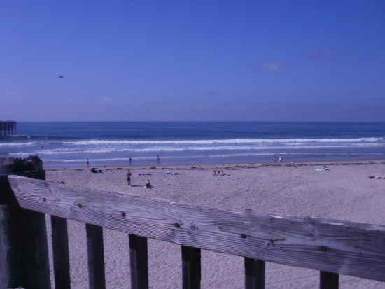 Pacific Beach in San Diego - Nice Place to Visit