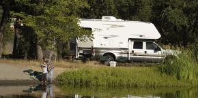Sweet Camping Spot!