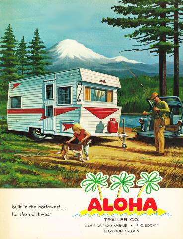 All About Aloha Vintage Travel Trailers