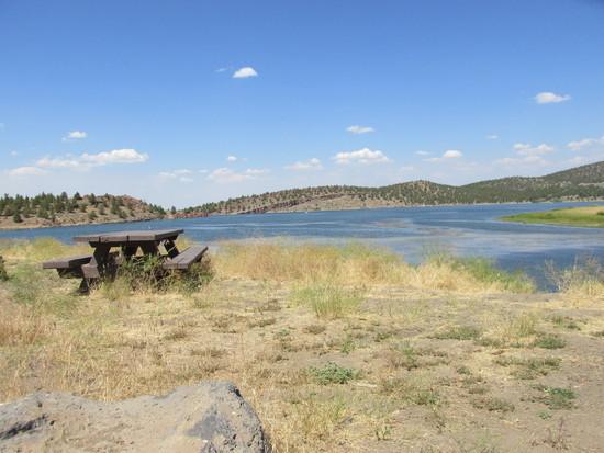 Haystack Reservoir Campground, Oregon