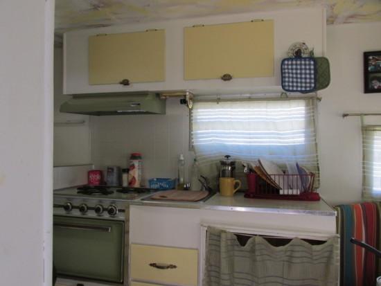 Living Full Time in a Vintage Camper