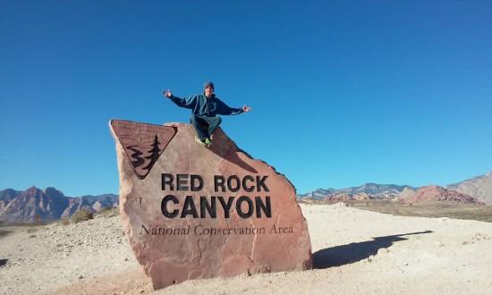 Hiking Red Rock Canyon in Las Vegas