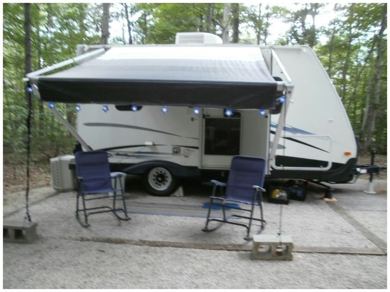 Workamping While Traveling By R.V. - Road Trip USA. Enjoying the Life in Kentucky at Zilpo RV Park